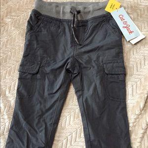 New toddler Grey pants